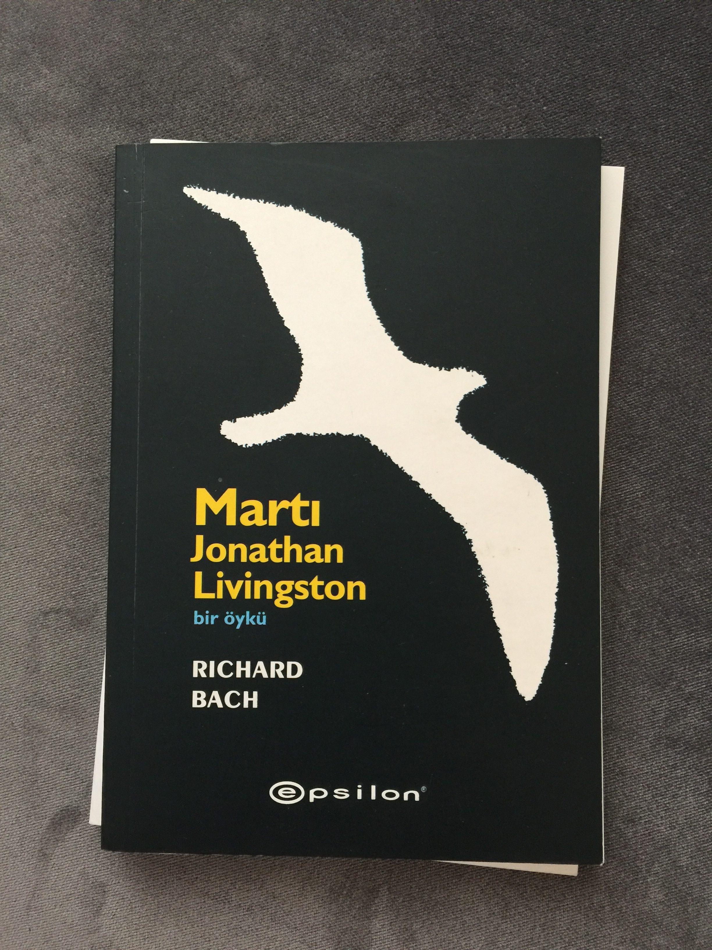 8eeefd6504d7 Martı Jonathan Livingston – Op. Dr. Banu Çiftçi